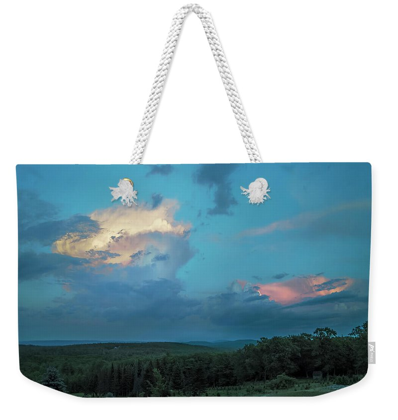 New Hampshire Weekender Tote Bags