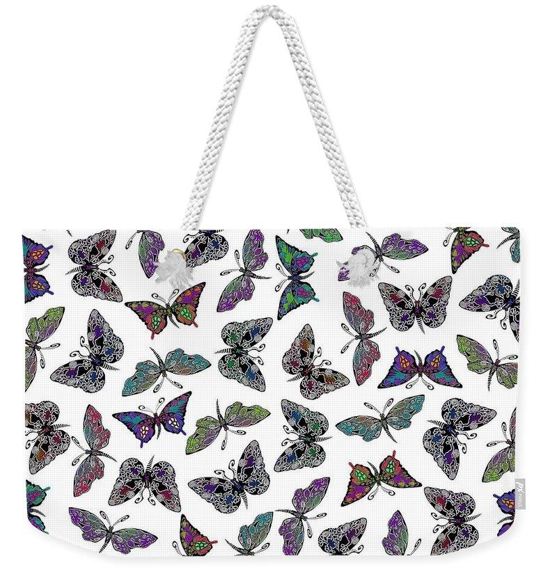 John A. Conroy Weekender Tote Bags
