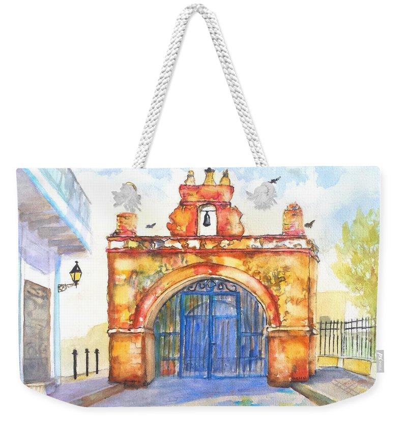 Capilla Weekender Tote Bags