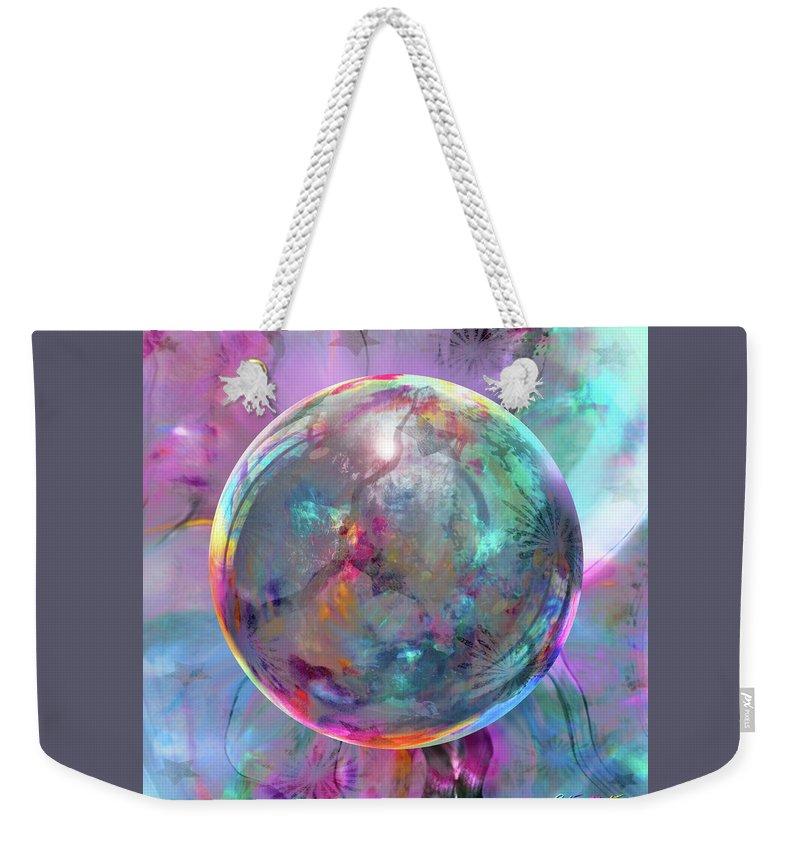 Eye Candy Weekender Tote Bags