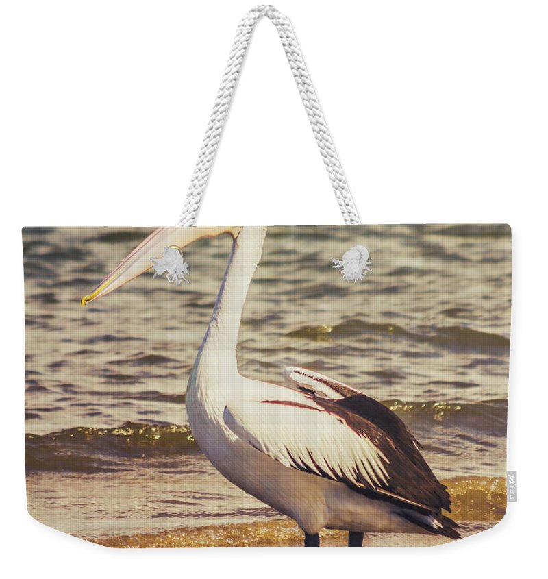 Beach Weekender Tote Bag featuring the photograph Faded Summers by Jorgo Photography - Wall Art Gallery
