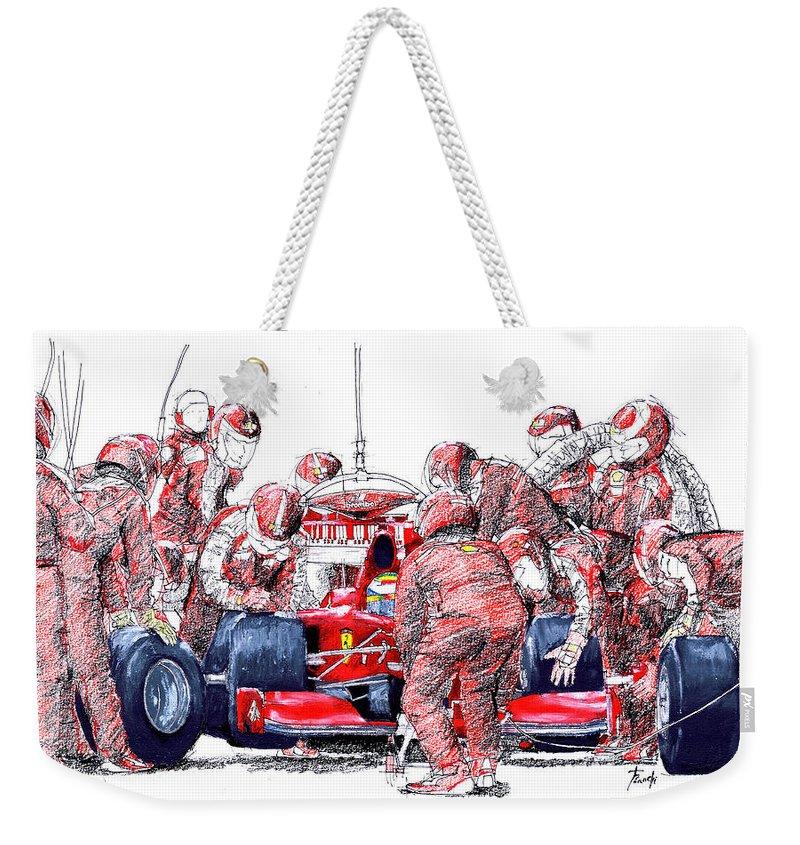 Classic Weekender Tote Bags