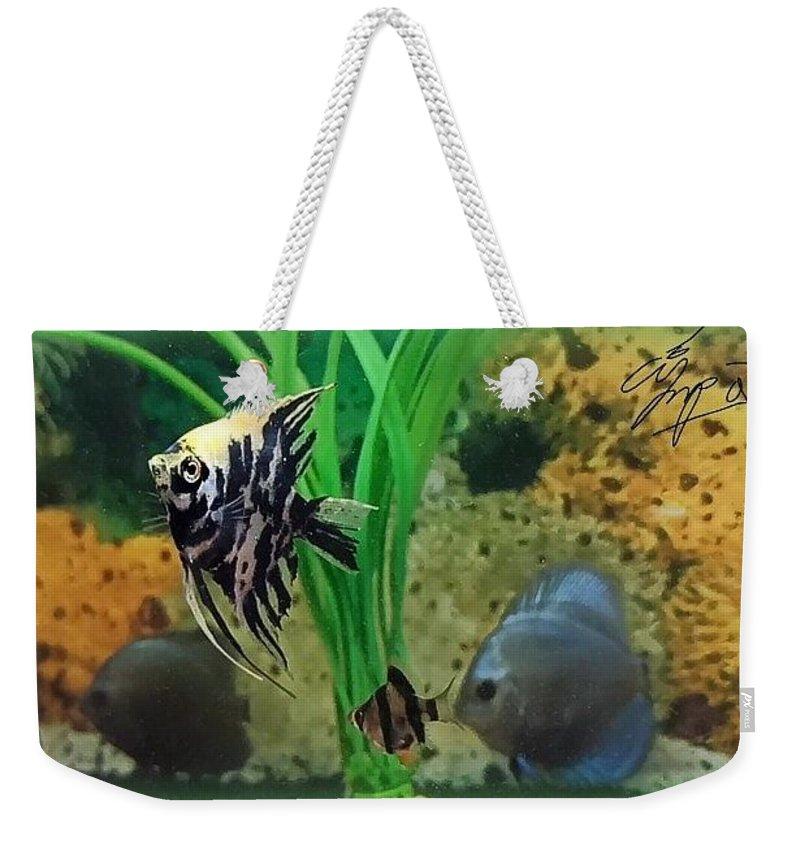 Animals Weekender Tote Bags
