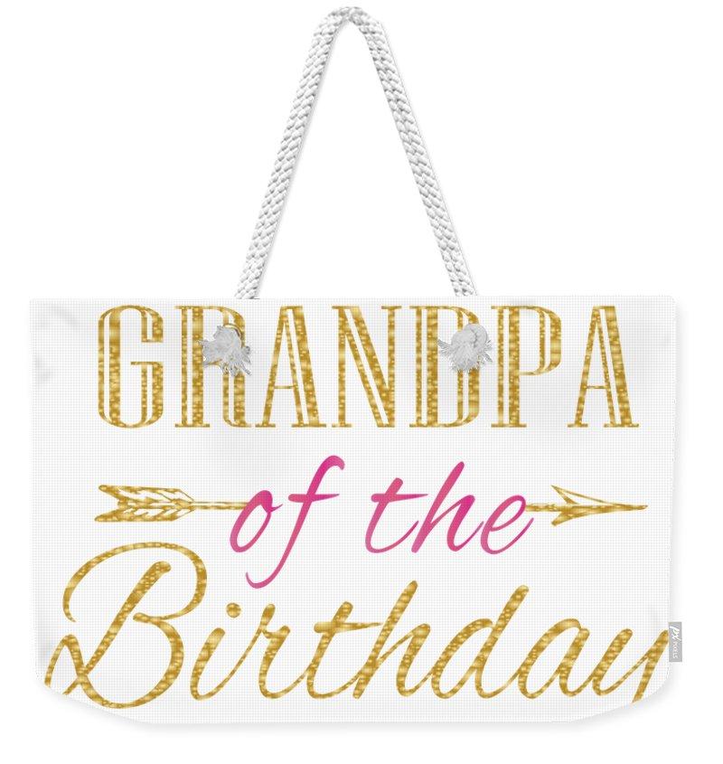 Grandpa Of The Birthday Princess Girls Party design