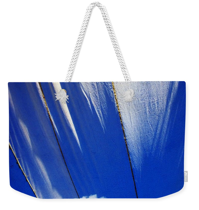 Heavenly Weekender Tote Bag featuring the photograph Heaven by Skip Hunt