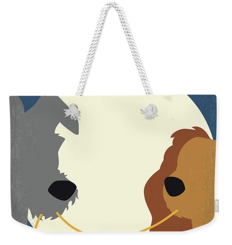 Cocker Spaniel Weekender Tote Bags