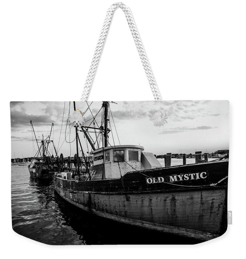 Fisherman Weekender Tote Bags