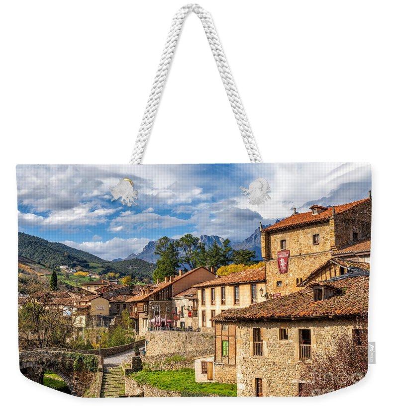 Cantabria Weekender Tote Bags