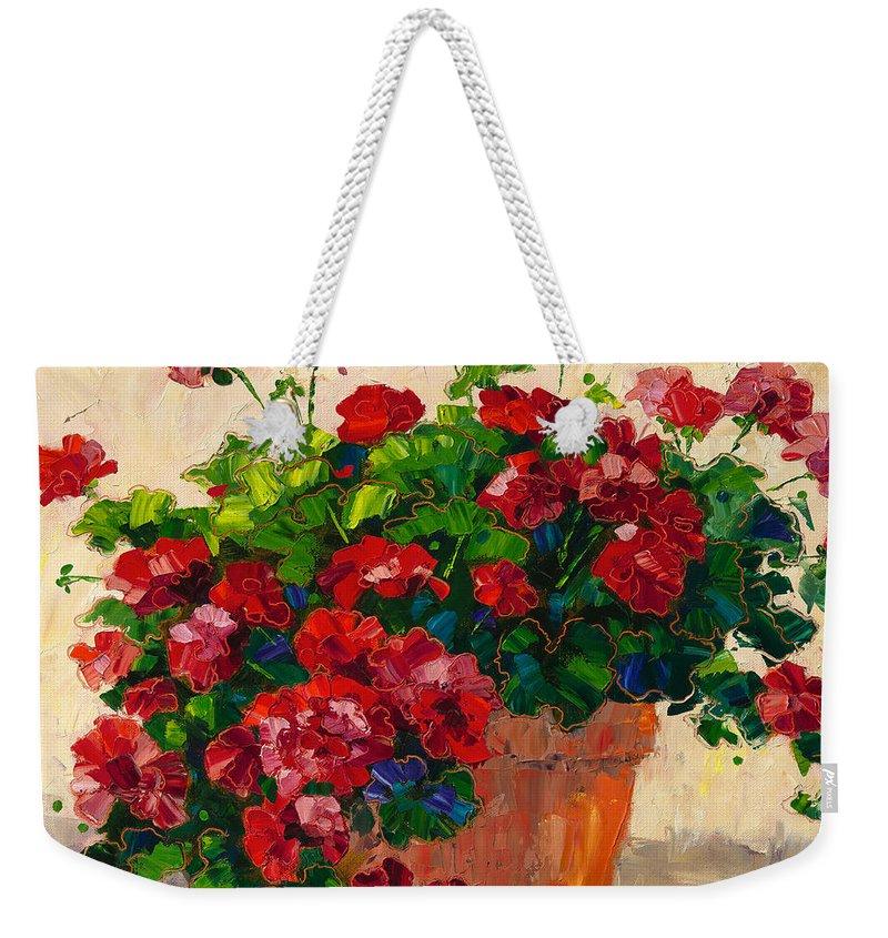 Linda Star Landon Weekender Tote Bags