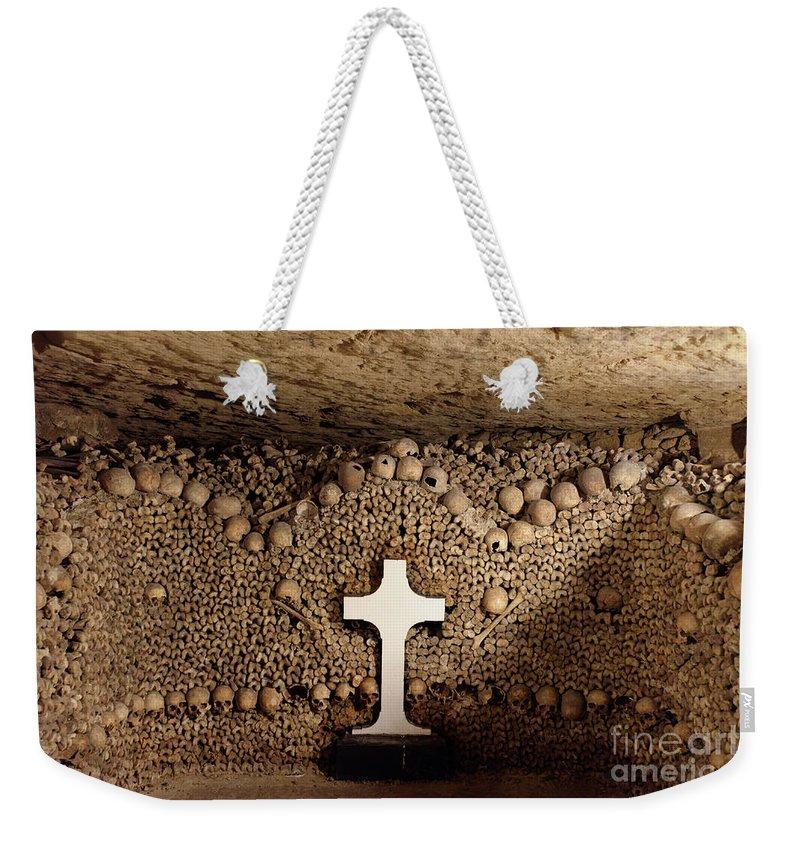 Catacombs Weekender Tote Bags
