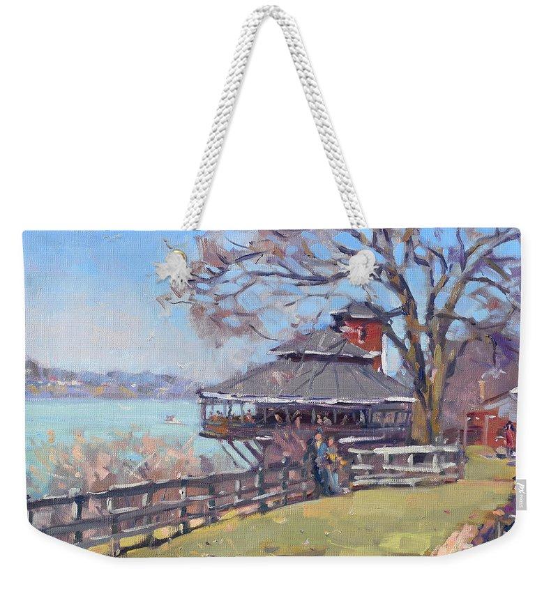 Silo Weekender Tote Bags