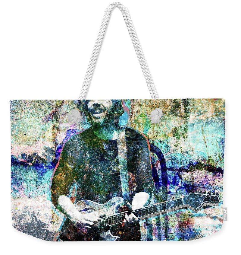 Rock Band Weekender Tote Bags