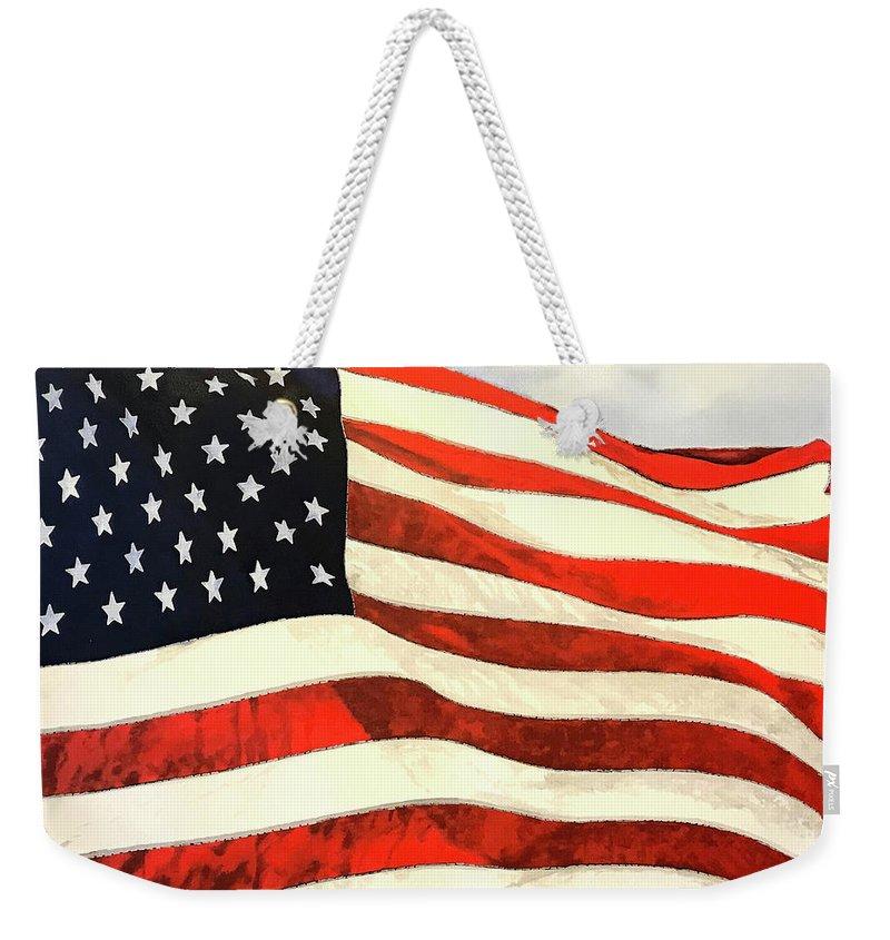 Covid19 Weekender Tote Bags