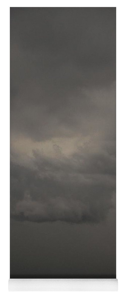 Stormscape Yoga Mat featuring the photograph Let The Storm Season Begin 11 by NebraskaSC