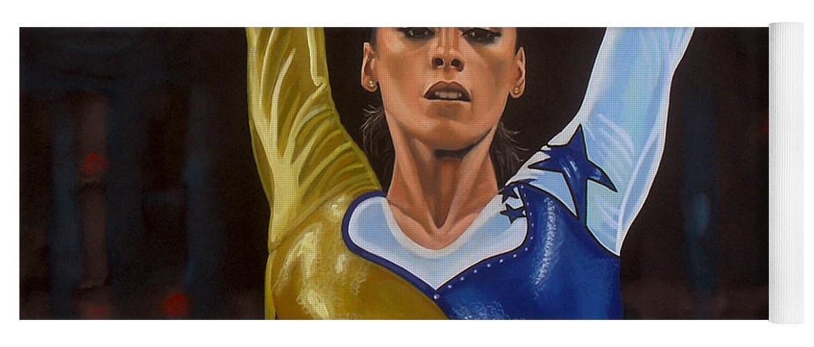 Catalina Ponor Yoga Mat for Sale by Paul Meijering