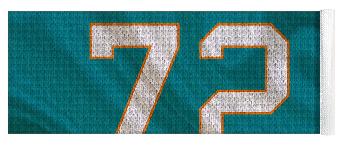 Miami Dolphins Undefeated Season Yoga Mat for Sale by Joe Hamilton  60sSk6k3