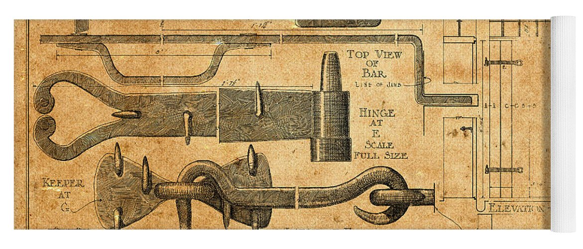 Contemporary Vintage Blueprints For Sale Illustration - Electrical ...
