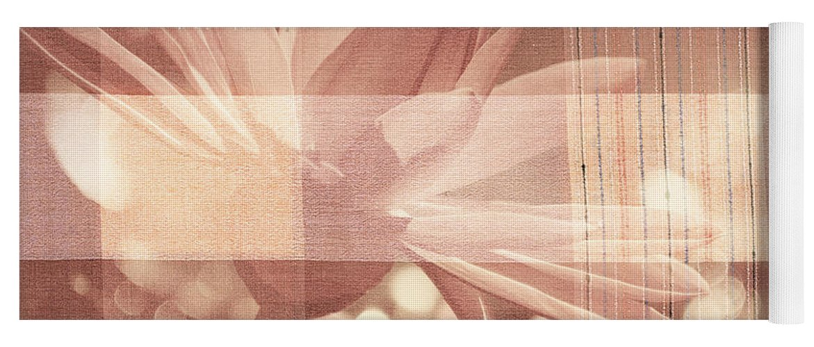 Flower Yoga Mat featuring the photograph Very Subtle by Trish Tritz