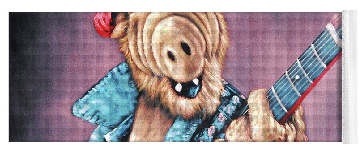 2019 best search for latest search for best Alf Aka Alien Life Form Yoga Mat