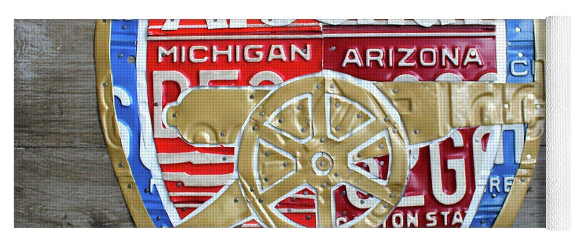 Arsenal Badge Render