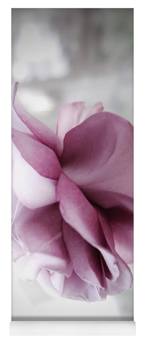 Floral Yoga Mat featuring the photograph Beautiful Lavender Rose by Tara Shalton