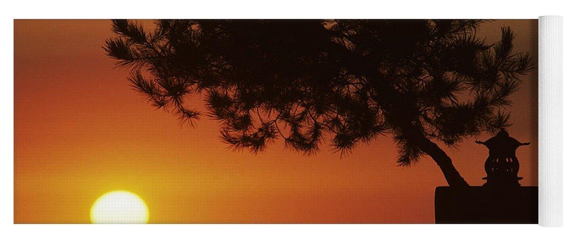 America Yoga Mat featuring the photograph California, Big Sur Coast by Larry Dale Gordon - Printscapes