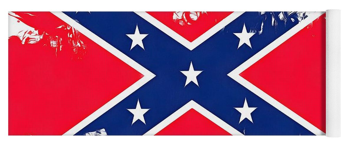 when was the confederate flag made