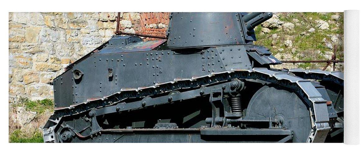 French Renault Ft 17 Revolutionary Light Tank Belgrade Military