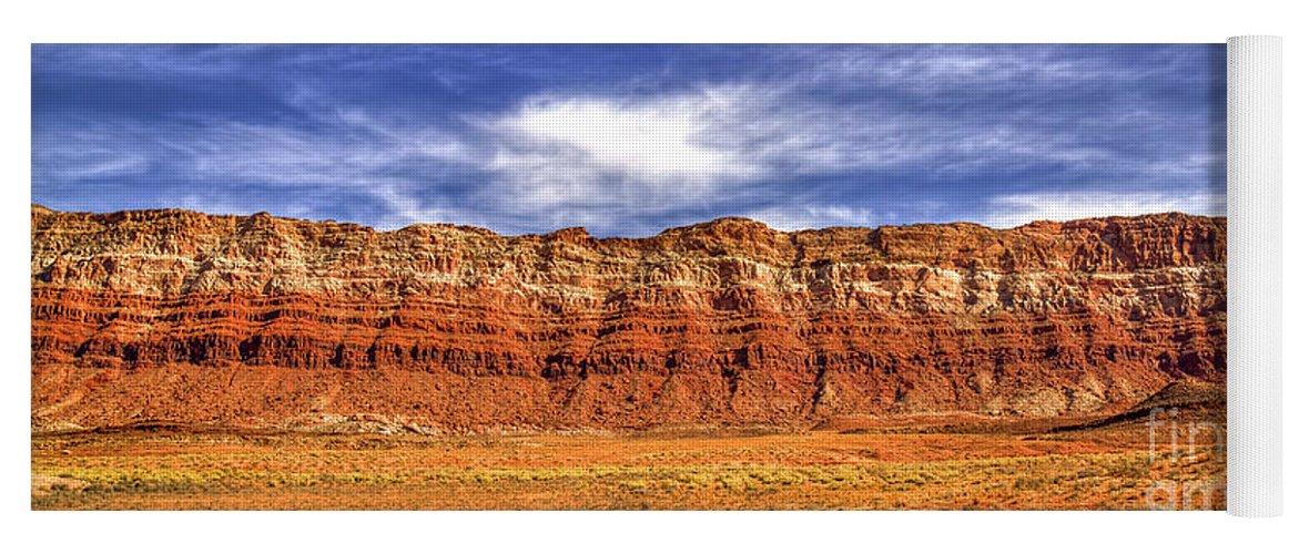 Layers Of Time Arizona Layered Panorama Grand Canyon