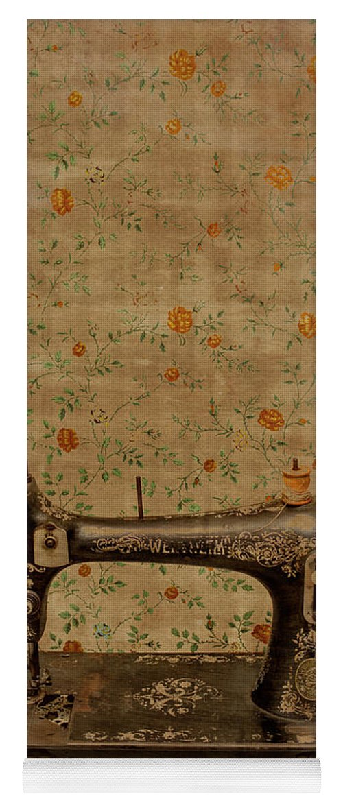 Sewing Yoga Mat featuring the photograph Make It Sew by Jorgo Photography - Wall Art Gallery