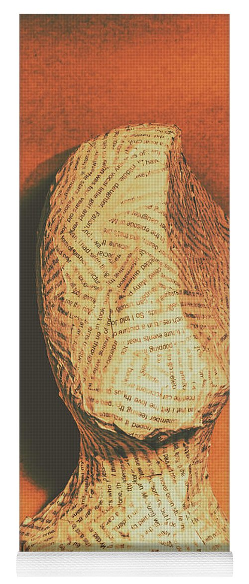 Philosophy Yoga Mat featuring the photograph Mind Of A Philosopher by Jorgo Photography - Wall Art Gallery