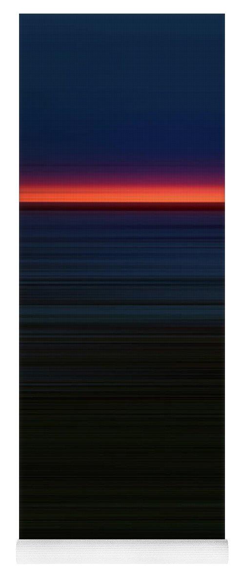 Sunrise Yoga Mat featuring the photograph Sunrise 1 by Scott Norris
