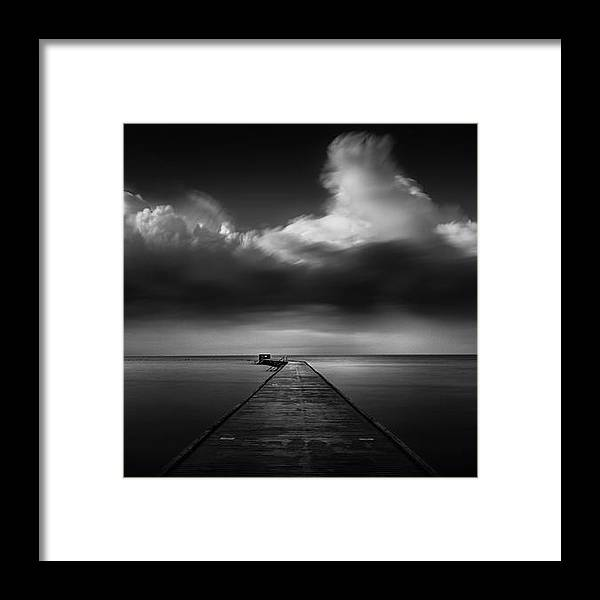 Panorama Framed Print featuring the photograph *** by Alexandru Popovski