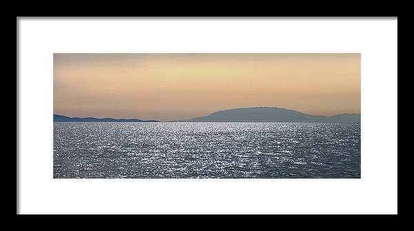 Greece Framed Print featuring the photograph 0032311 - Patras by Costas Aggelakis