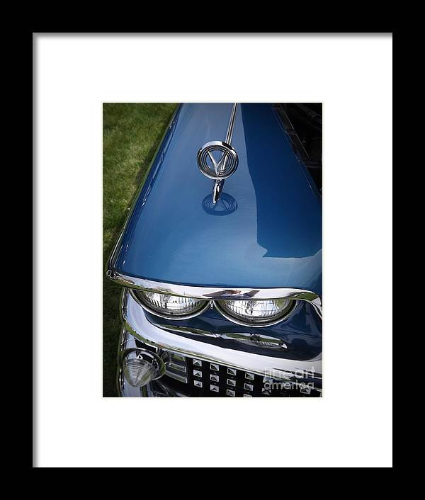 Car Framed Print featuring the photograph 1958 Buick Super 56r by Sara Raber