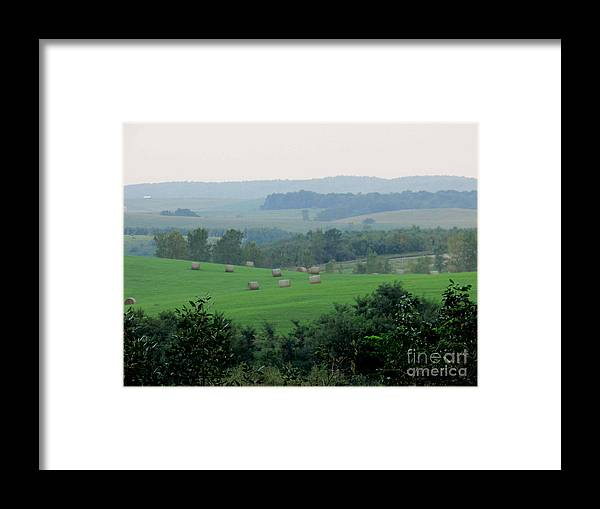 Framed Print featuring the photograph Aep1028a by Scott B Bennett