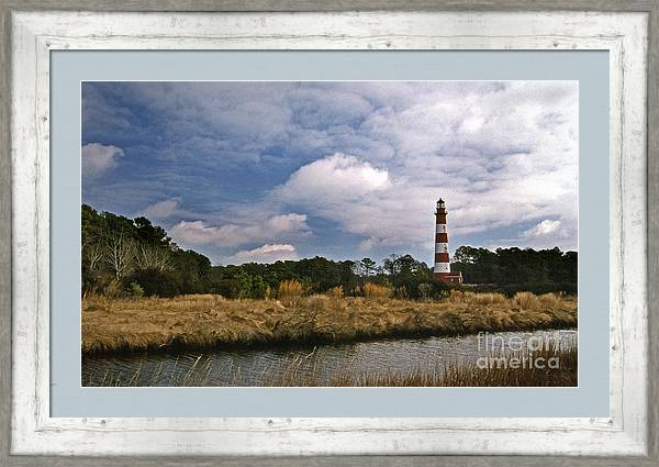 Assateague Island Lighthouse by Skip Willits