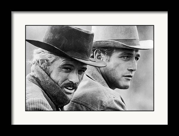 Butch Cassidy and the Sundance Kid by Georgia Fowler