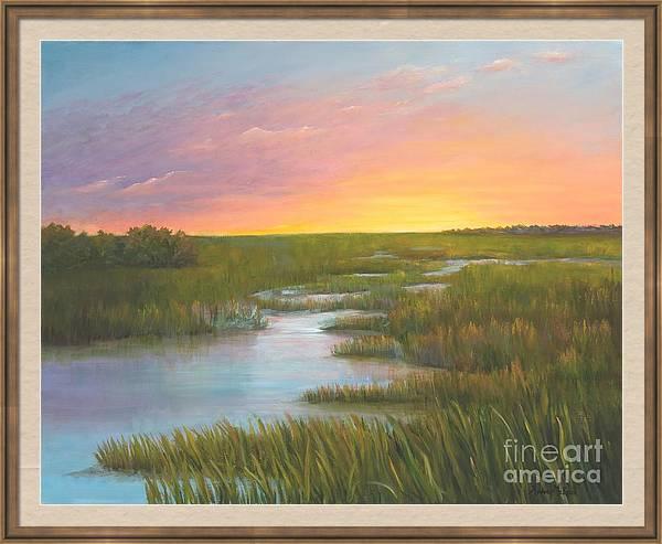 Coastal Glow by Audrey McLeod
