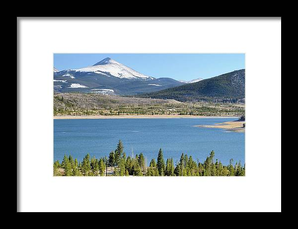 Scenics Framed Print featuring the photograph Colorado Landscape by Rivernorthphotography