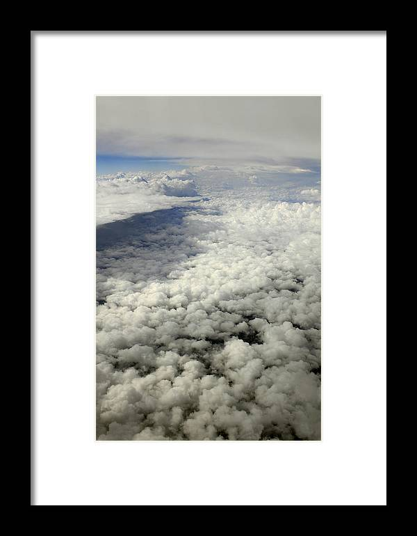 Artistic Framed Print featuring the photograph Fine Art Skyscape by Adriana Biasco