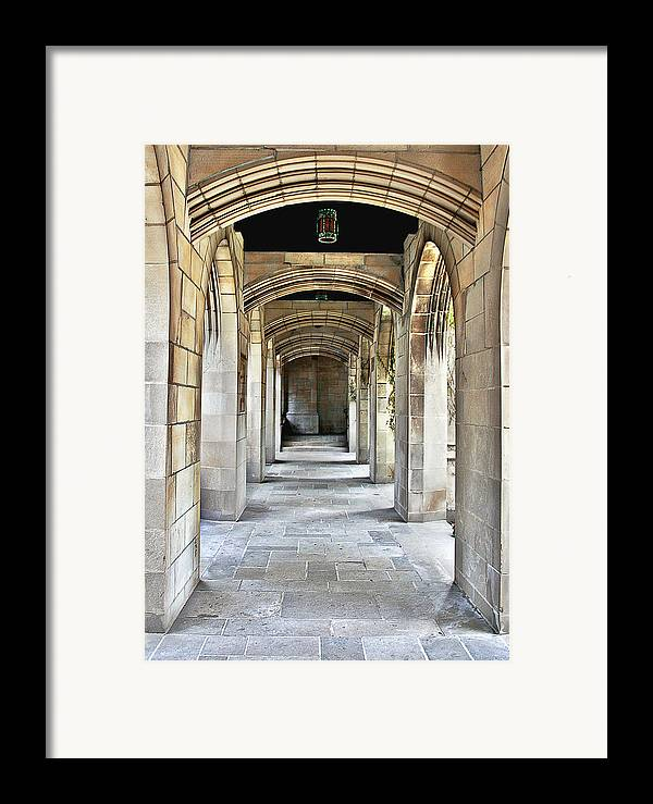 Pcusa Framed Print featuring the photograph Fourth Presbyterian Church Chicago by Christine Till