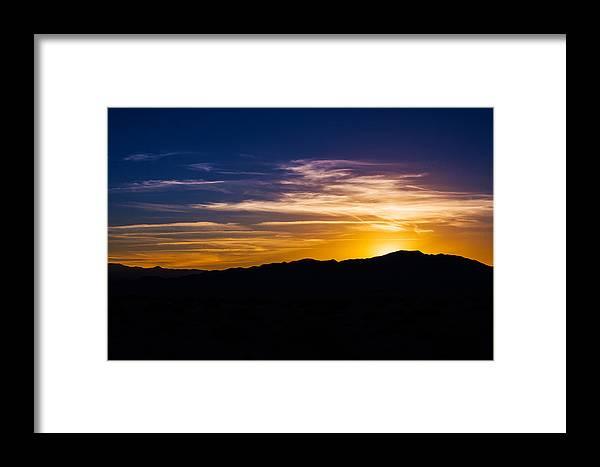 Dessert Framed Print featuring the photograph Goodnight by Amy Stonebraker