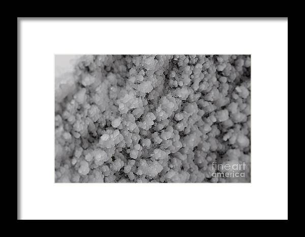 Ice Framed Print featuring the photograph ice by Sylvie Leandre