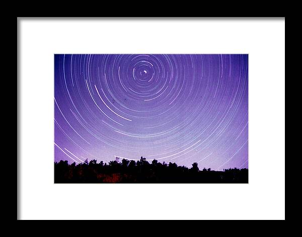 Framed Print featuring the photograph Lawson Spin by Matthew Barton