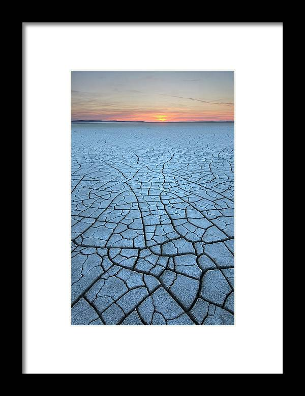 Tranquility Framed Print featuring the photograph Malheur National Wildlife Refuge, Oregon by Alan Majchrowicz