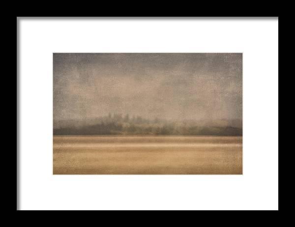 Oregon Framed Print featuring the photograph Oregon Rain by Carol Leigh