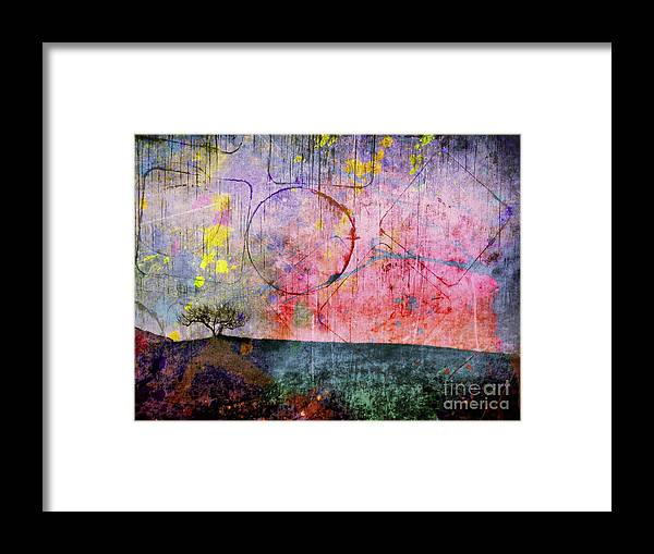 Tree Framed Print featuring the photograph Perceptions by Tara Turner