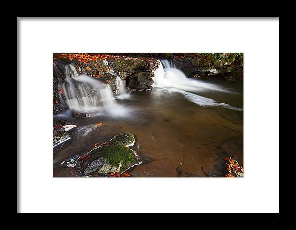 Scalber Force Framed Print featuring the photograph Scalber Beck by Nick Atkin