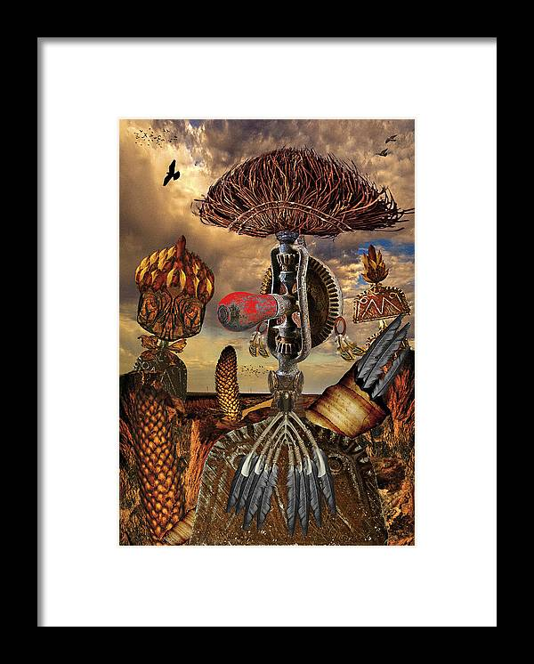 West Framed Print featuring the photograph The Natives Are Restless by Robert Hudnall